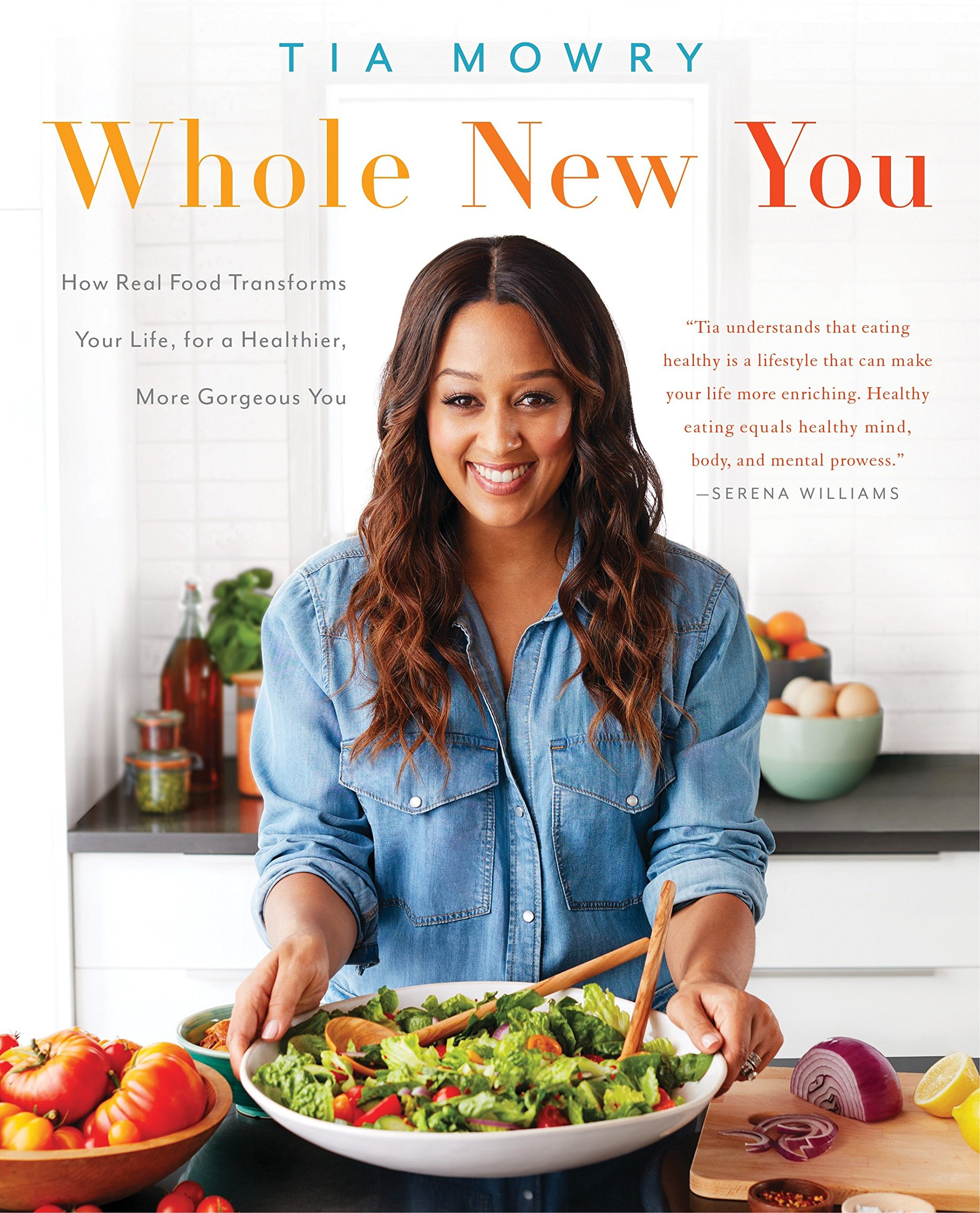 Whole New You Cookbook ($13)