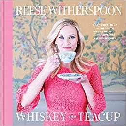 Whiskey and a Teacup Cookbook ($18)