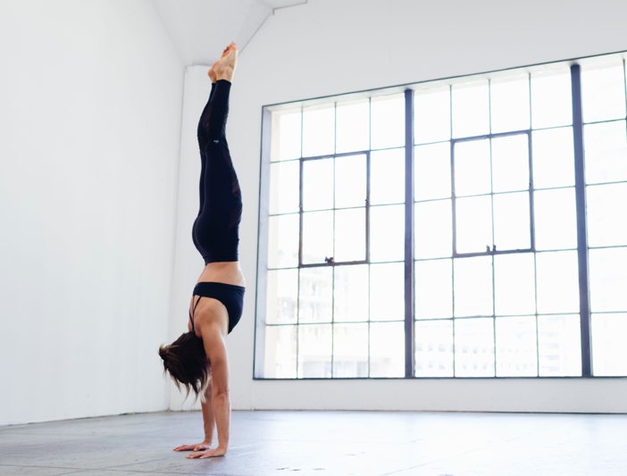 Learn to handstand with some of my favourite handstand drills, built into a your asana practice!