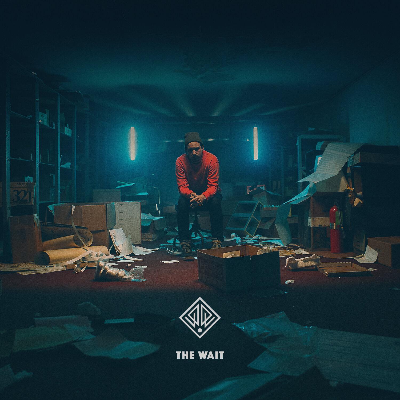 David Leonard_The Wait_Album Cover.jpg