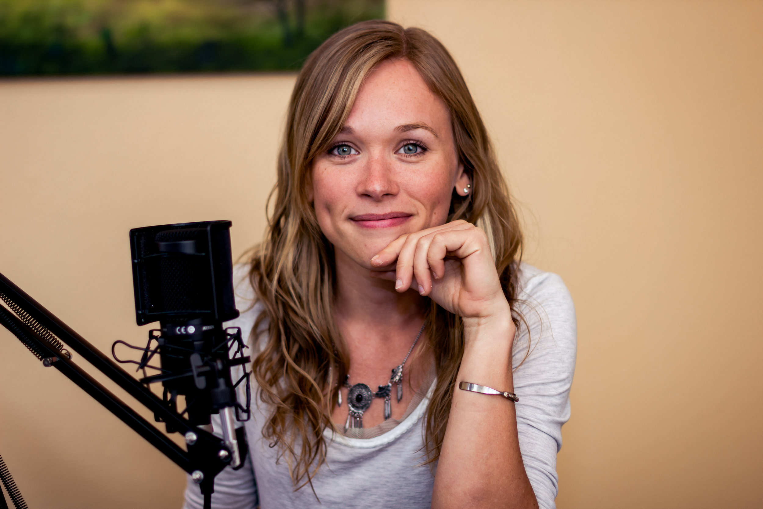 Sanni McCandless - Cofounder of the Outwild, Climber, lifestyle hacker, fulfillment coach.