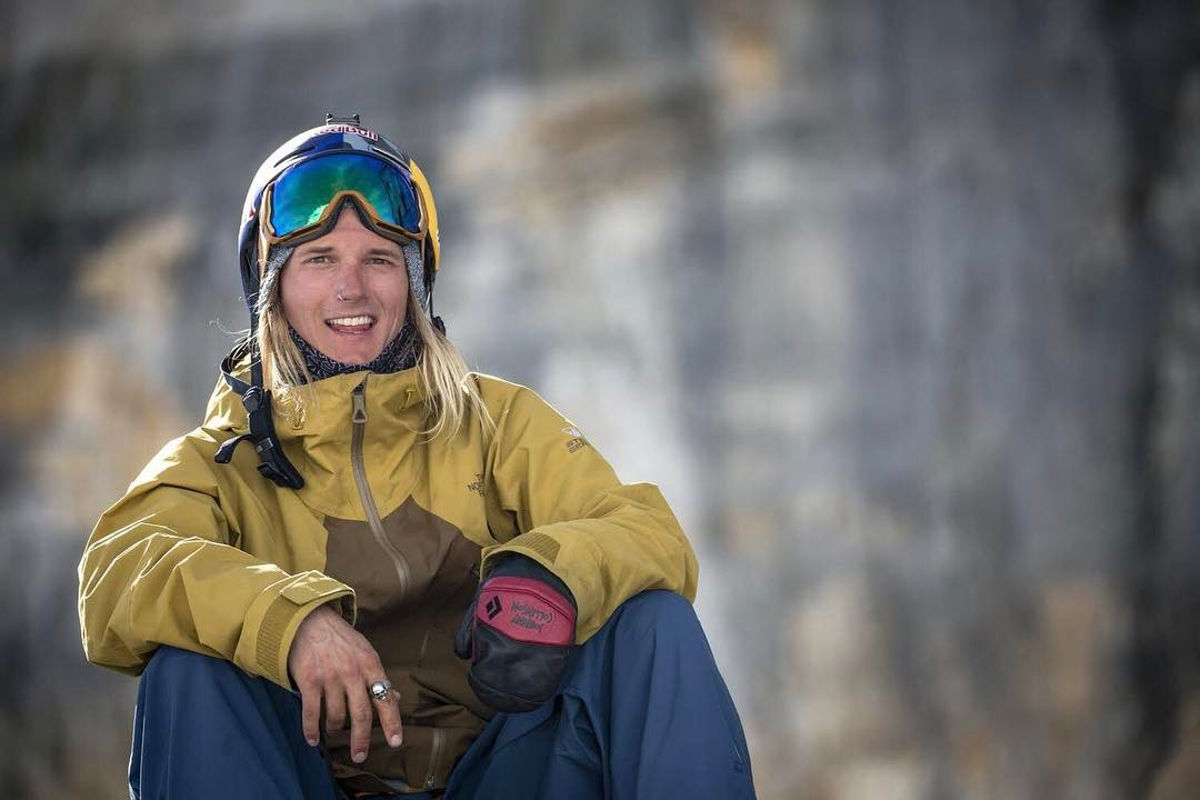 4. Johnny Collinson - Pro big mountain skier, youngest person ever to summit highest peaks on all 7 continents, Red Bull/The North Face/Black Diamond/Teton Gravity Research athlete.
