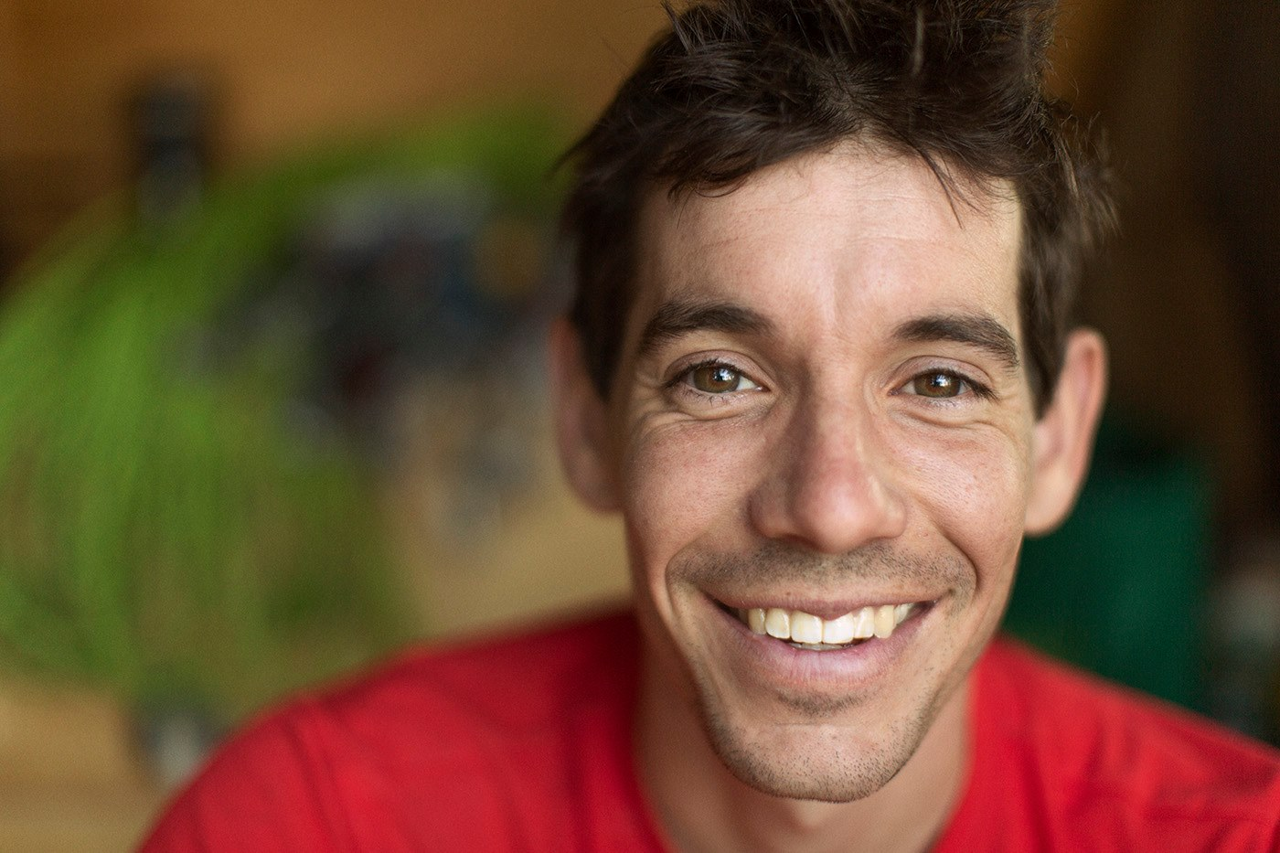 Alex Honnold - Professional climber, Founder of the Honnold Foundation, world record holder.