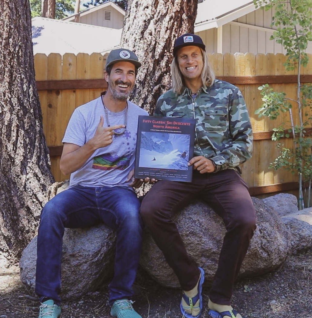33/34. Cody Townsend - Pro skier, Cofounder Arcade Belts, Creator The Fifty Project