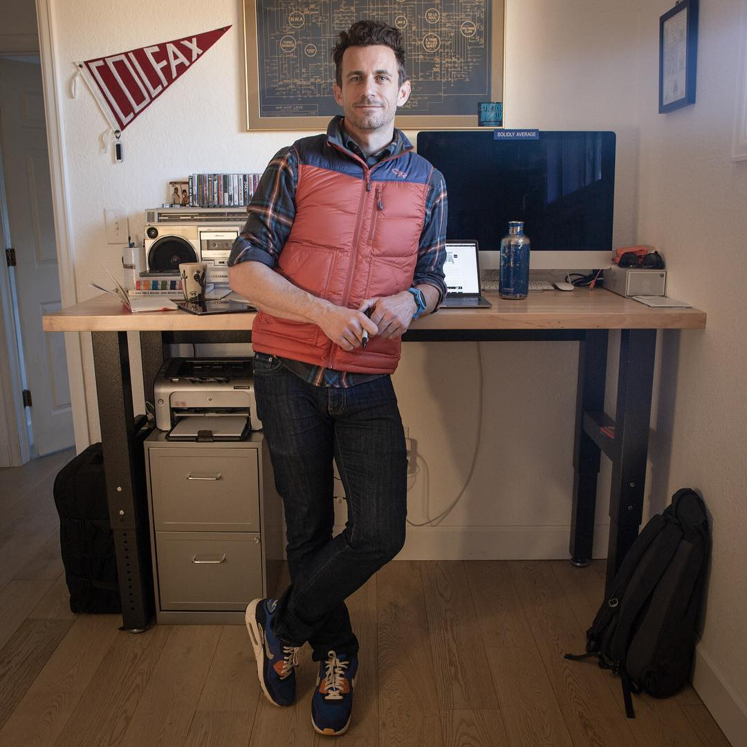 Brendan Leonard - Founder of Semi-rad, writer, satirist, and adventurer.
