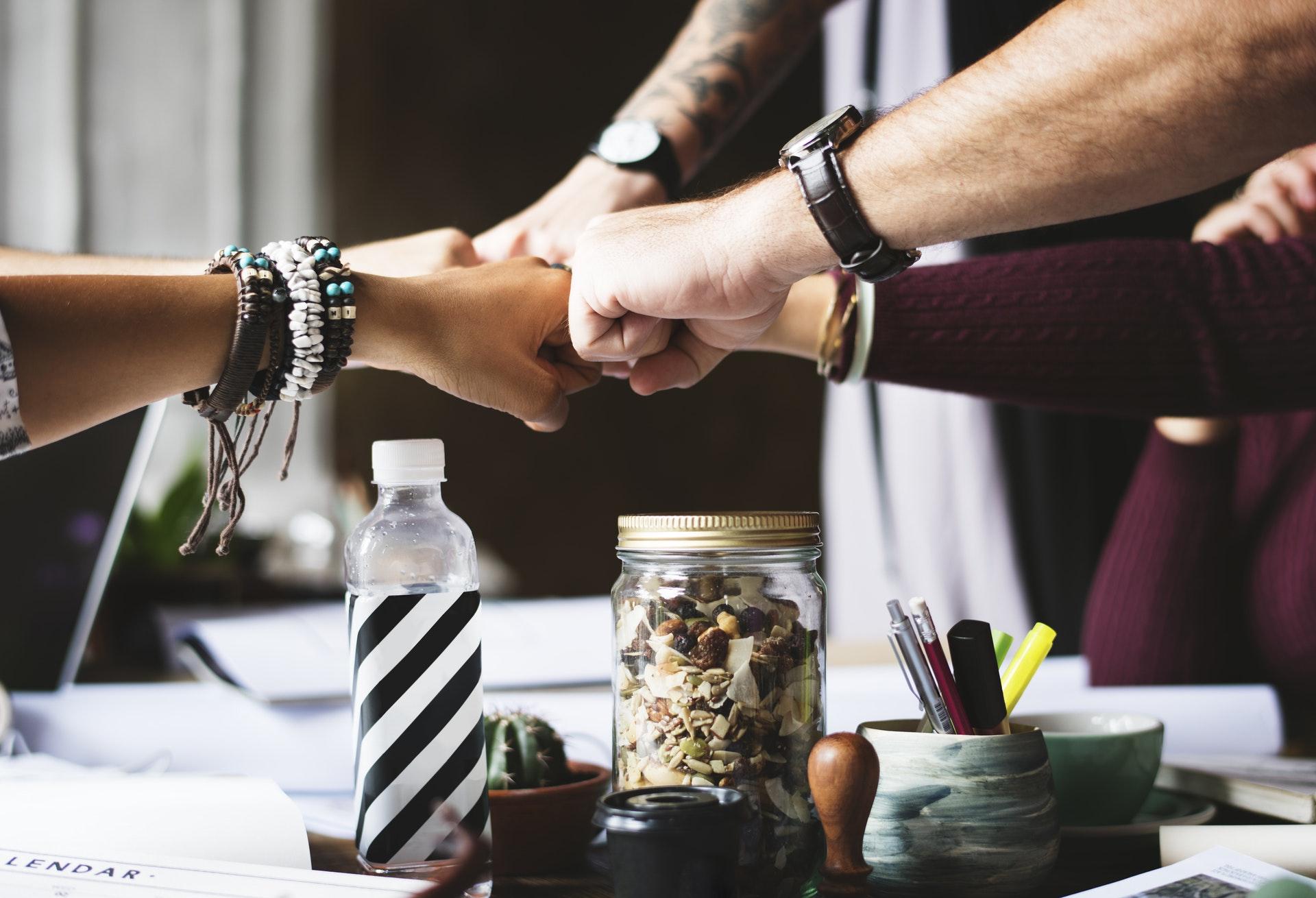 let's partner up -