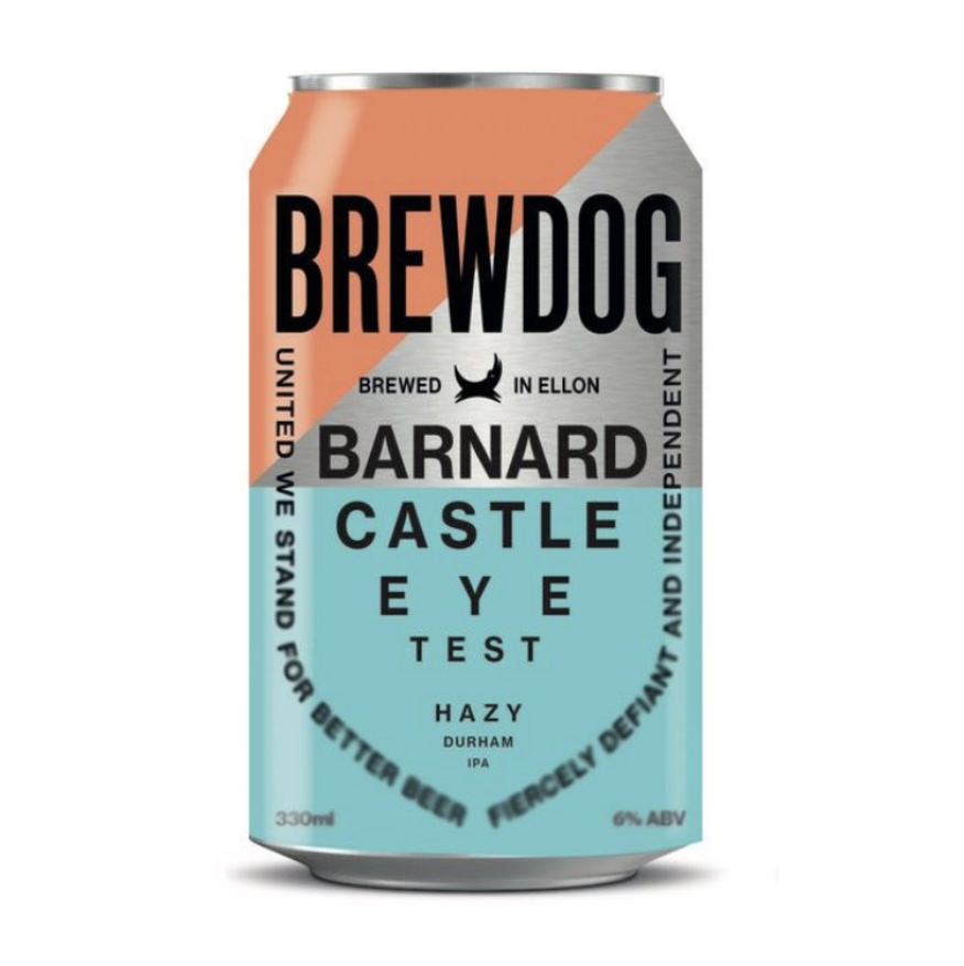The one off beer Brewdog produced when Dominic Cummings broke lockdown to 'test his eyesight' by driving to Barnard Castle.
