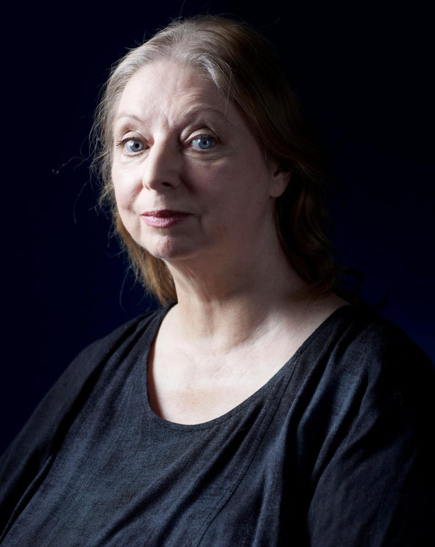 Hilary Mantel, photographed by David Levene