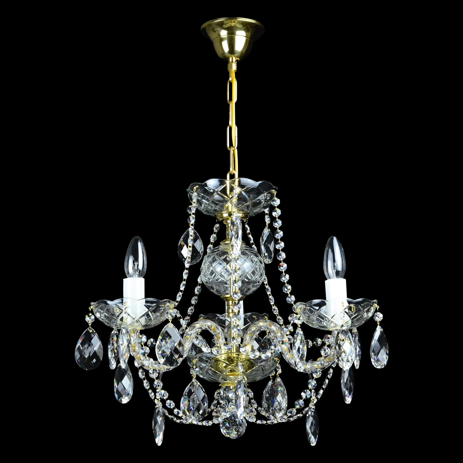 Chandelier from the Classe collection