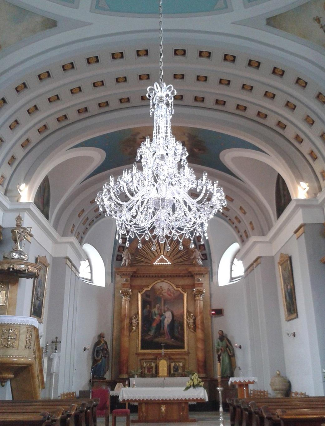 JWZ 116, kolekce Grandiose v interiéru, Morava - kostel, 2014 .jpg
