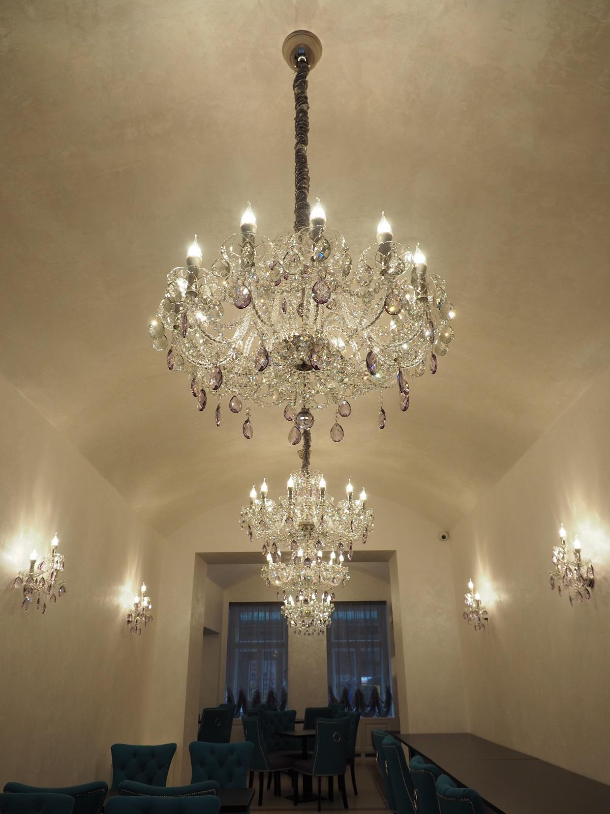 JWZ 151, Kolekce Classe v interiéru, Hotel Krakovská, 2017 (2).JPG