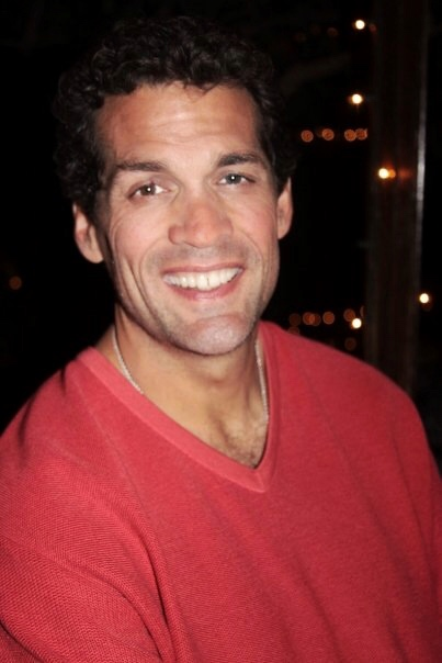 Bob Wilcox & founder owner of LA Dog Jogger