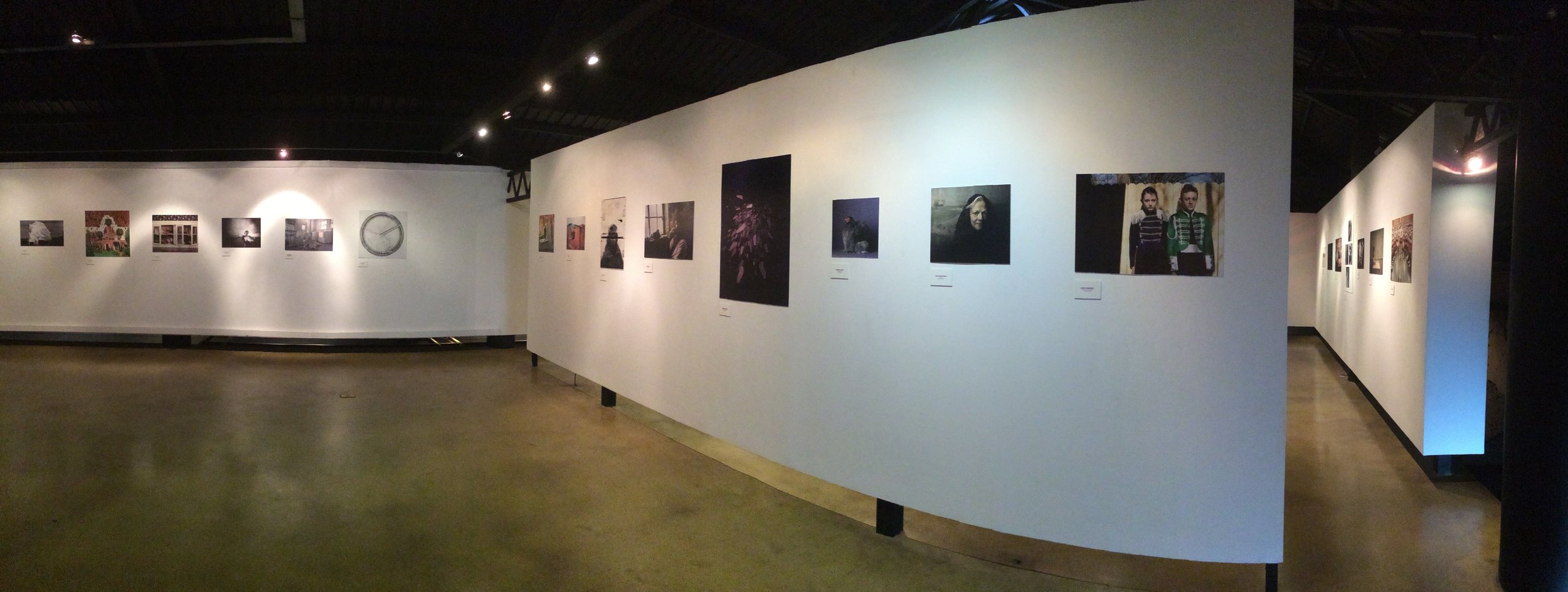 Our Critical Mass Top 50 exhibition at Casa Santo Domingo