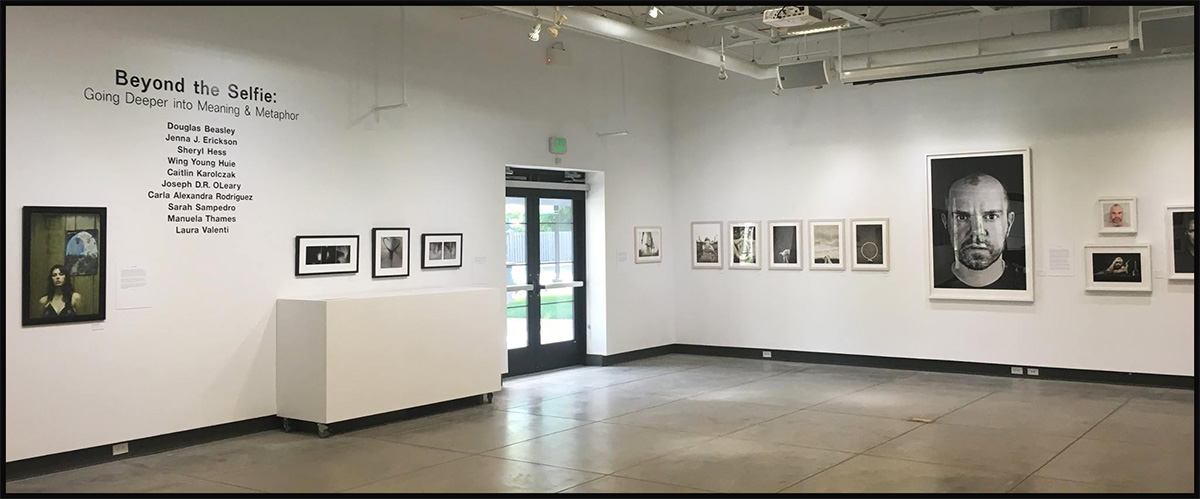 Beyond the Selfie exhibition at White Bear Center for the Arts