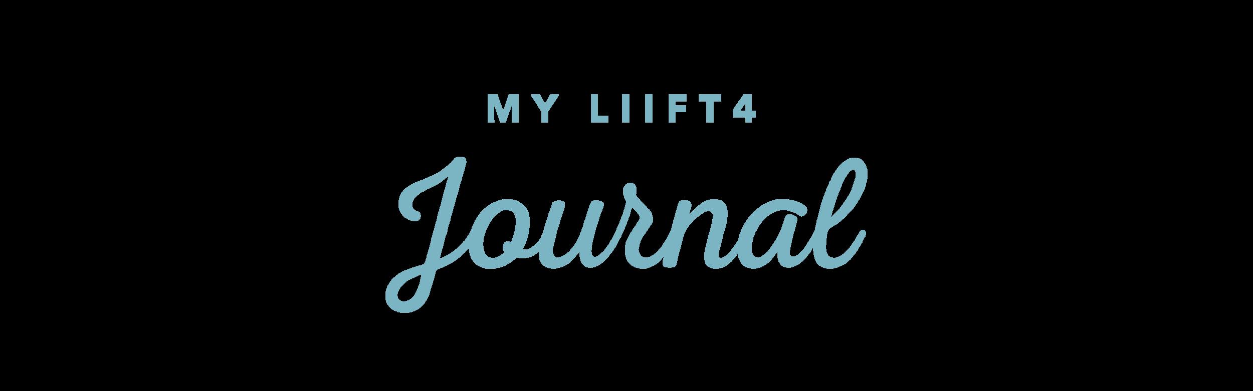 LIIFT4 Journal