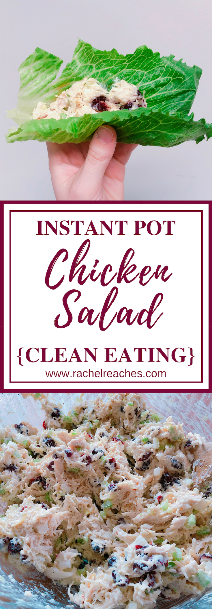 Instant Pot Chicken Salad Pin - Healthy Eating (1).png