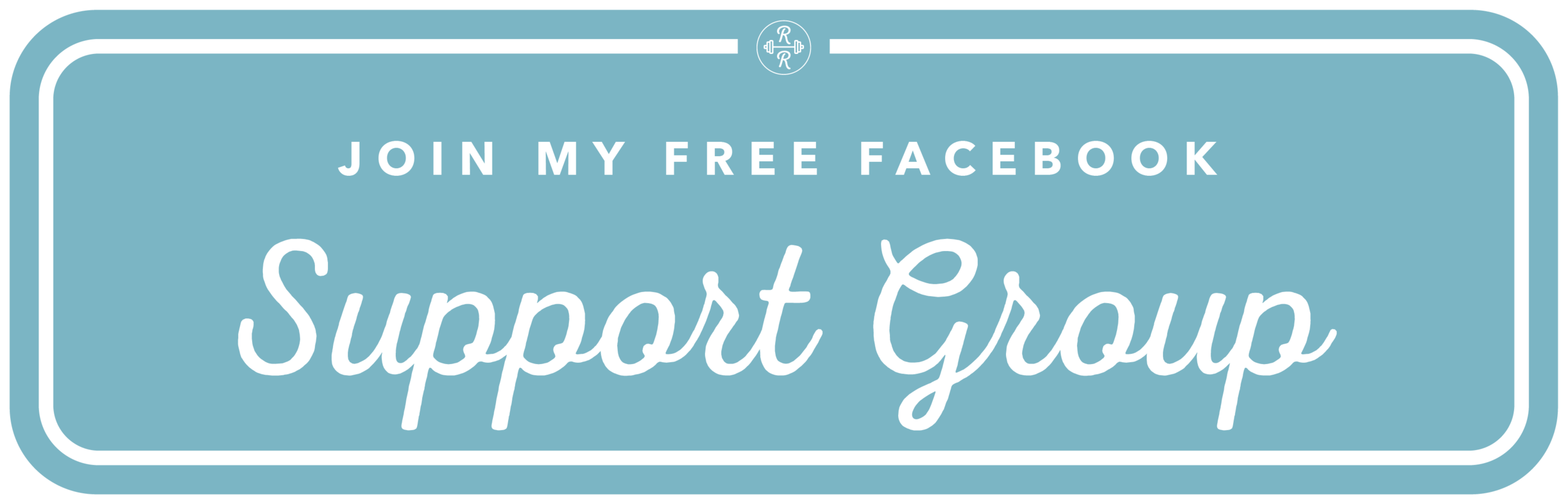 Join My Free Facebook Support Group!