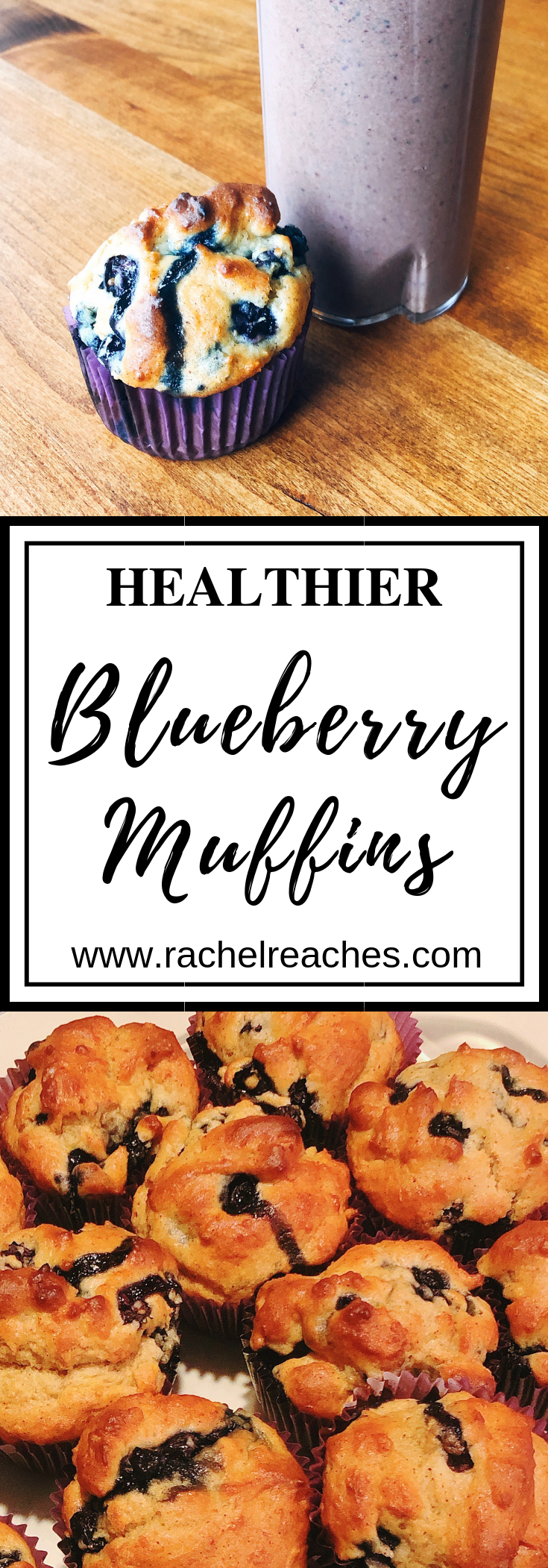 Blueberry Muffins - Healthy Eating.png