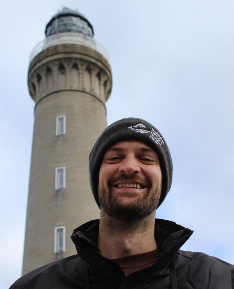 Ardnamurchan Lighthouse Volunteer - Craig Mackie