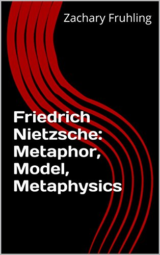 Friedrich Nietzsche - Metaphor, Model, Metaphysics by Zachary R Fruhling - Cover.jpg