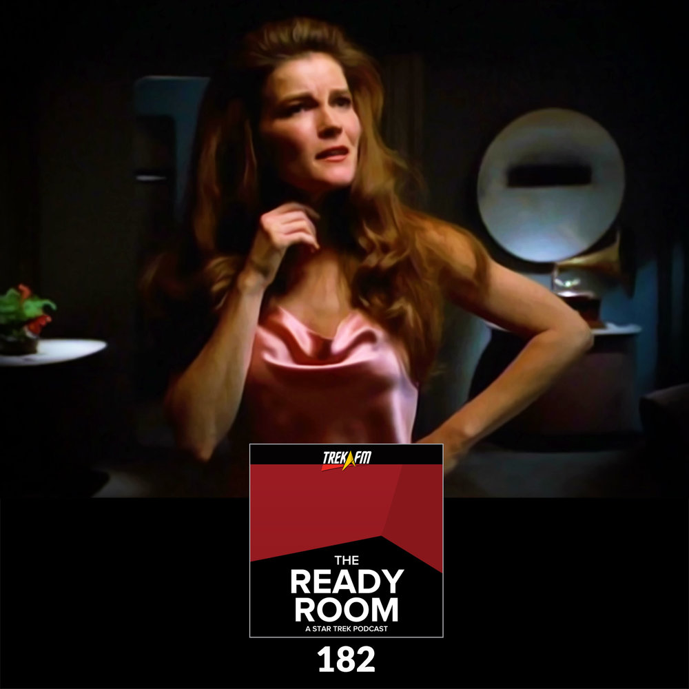 The Ready Room 182: Getting It Done In a Nighty