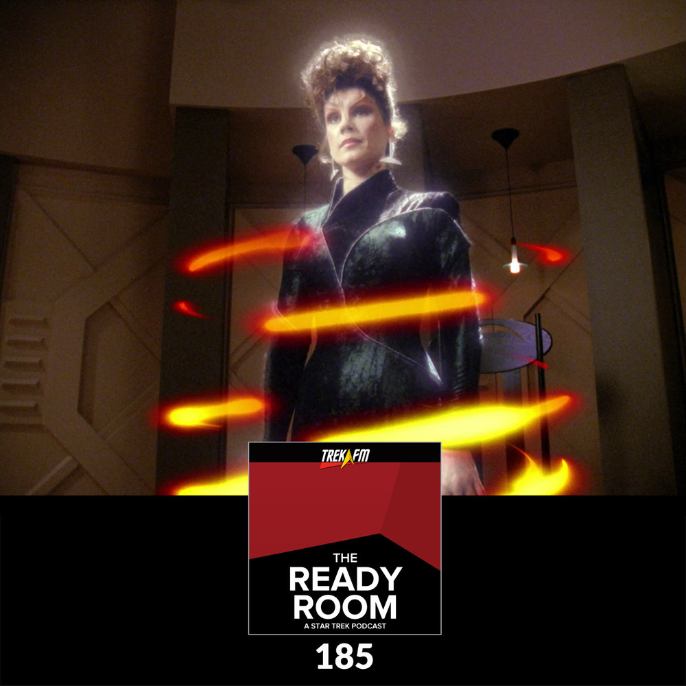 The Ready Room 185: Space Mystery Inc.