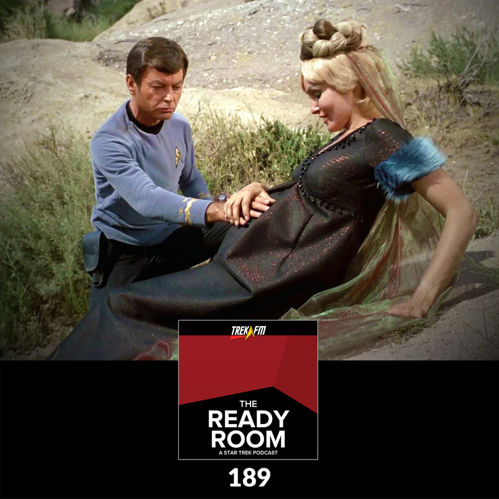 The Ready Room 189: I Can't Believe It's Not Topaline!