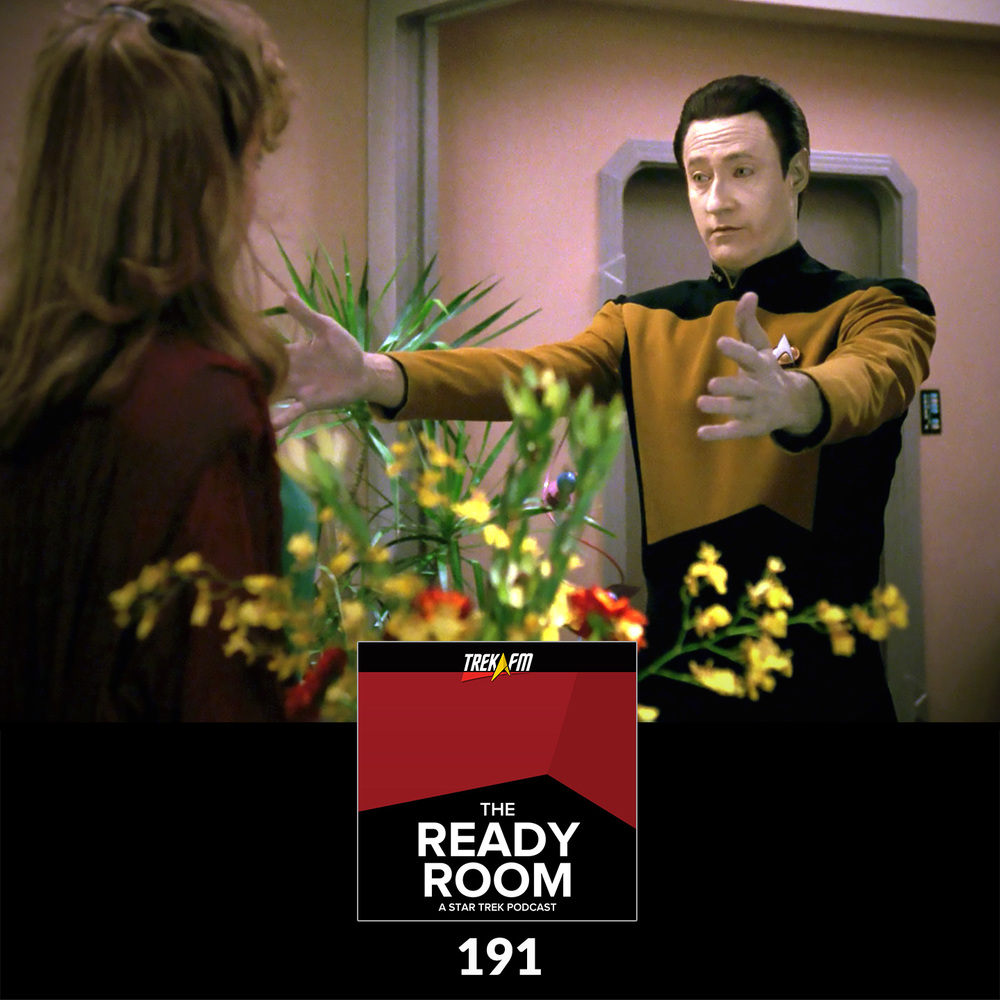 The Ready Room 191: Robotic Loverboy