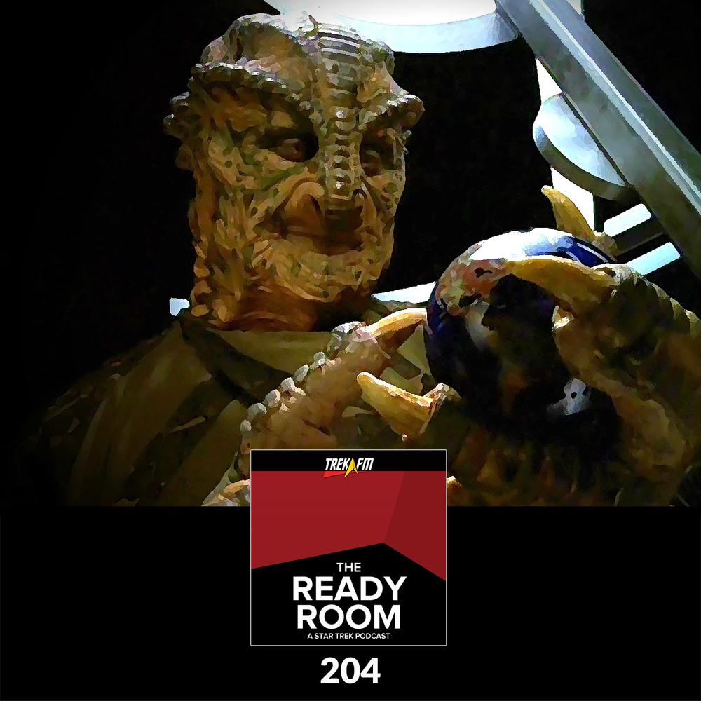 The Ready Room 204: Galileo's Lizard