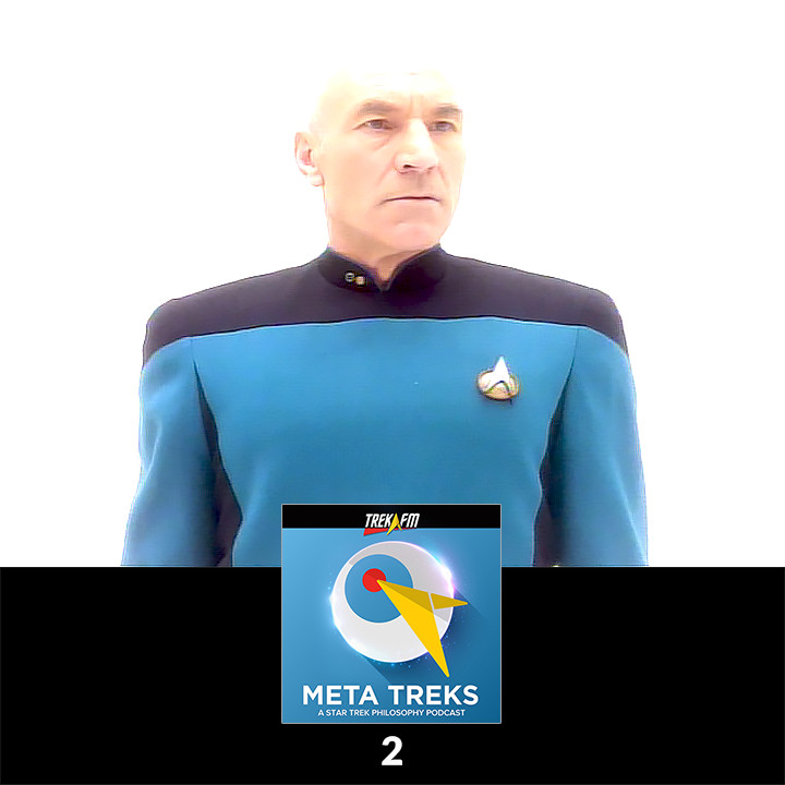 Meta Treks 2: Picard in Blue - Free Will and Compatibilism.