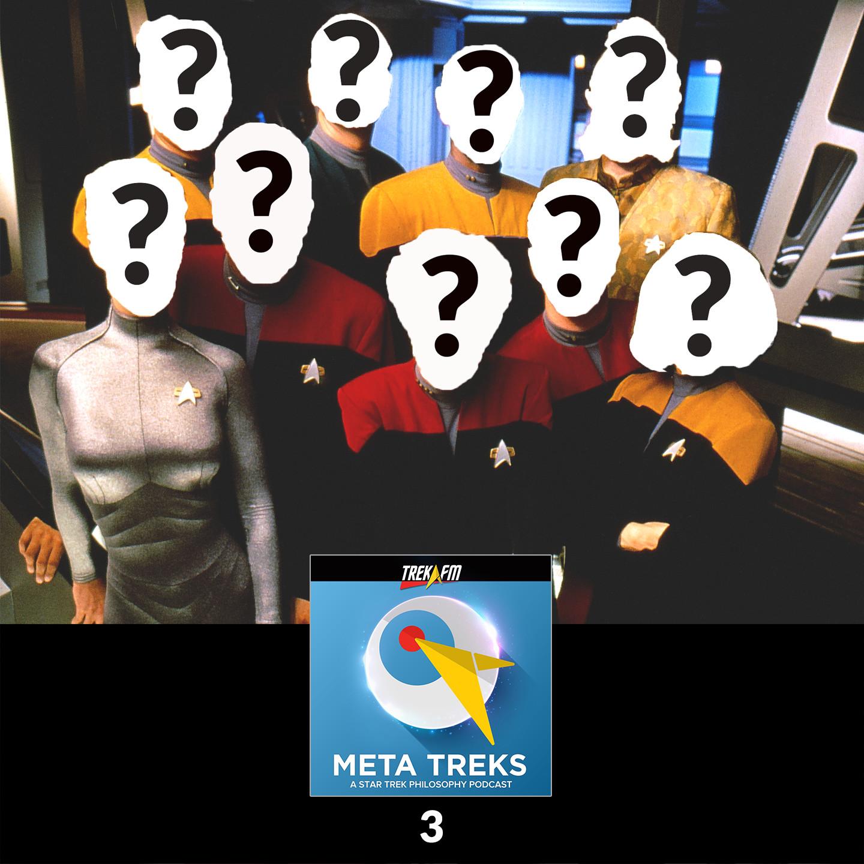Meta Treks 3: I Don't Want a Thinker at the Helm - Philosopher Starship Crews.