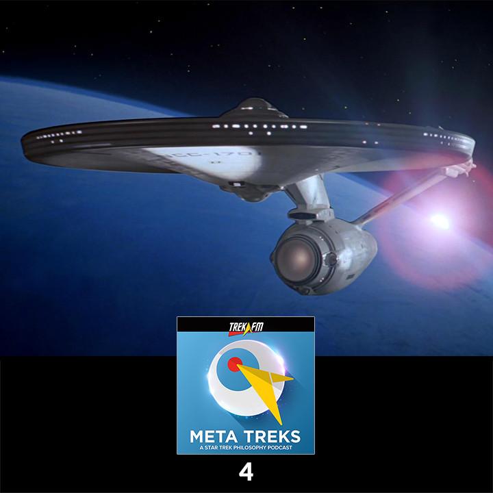 Meta Treks 4: Starship of Theseus - The Problem of Identity.
