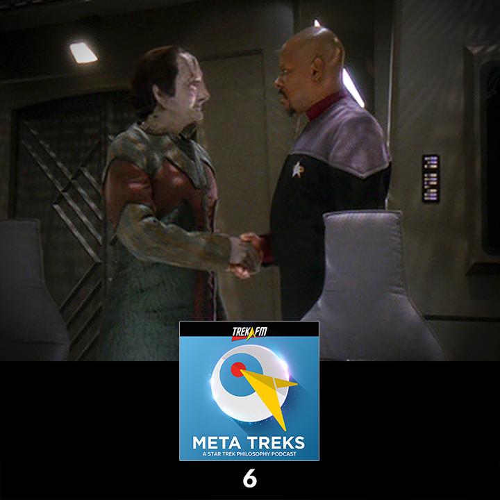 Meta Treks 6: Whacking Vreeak - Consequentialism vs. Deontological Ethics.