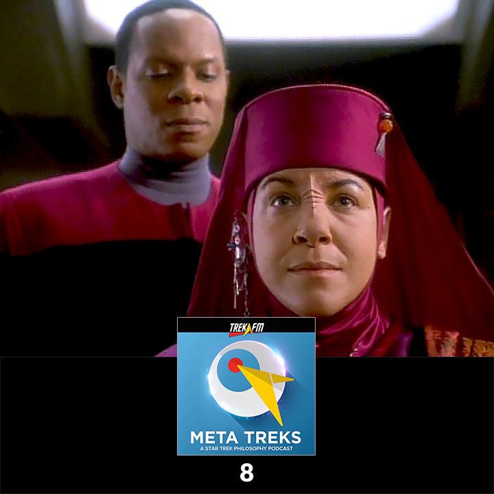 Meta Treks 8: It's Turtles All The Way Down - The Science/Religion Debate.