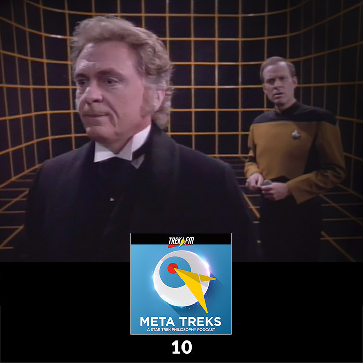 Meta Treks 10: There's Always a Glitch - The Problem of the External World.