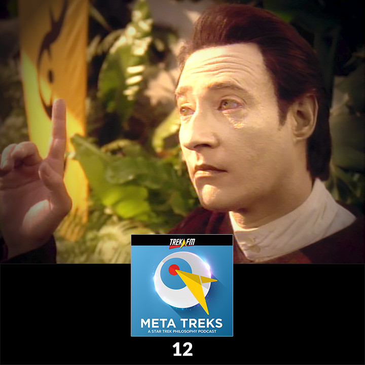 Meta Treks 12: Just a Simple Question - The Meaning of Life.