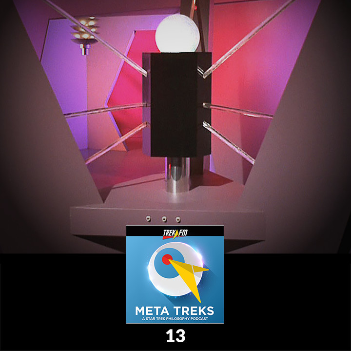 Meta Treks 13: Spock's Pineal Gland - The Nature of Consciousness.