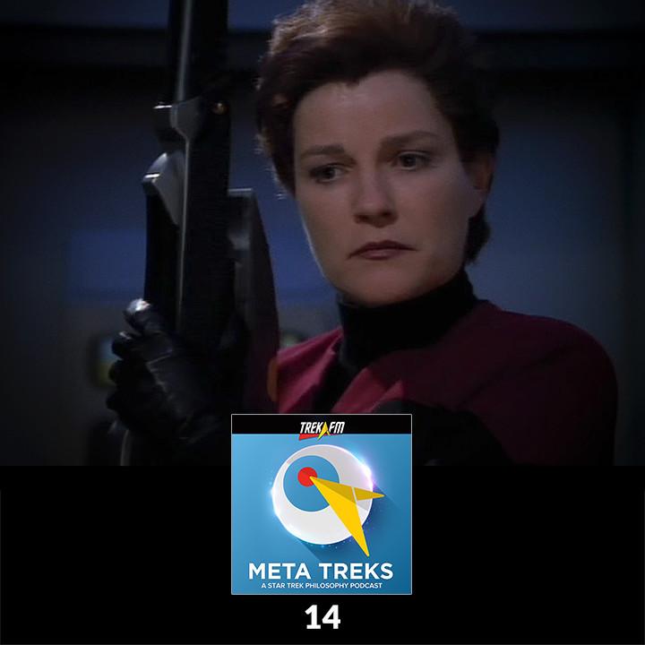 "Meta Treks 14: Black is the New Purple - ""Living Witness"" and Historical Evidence."