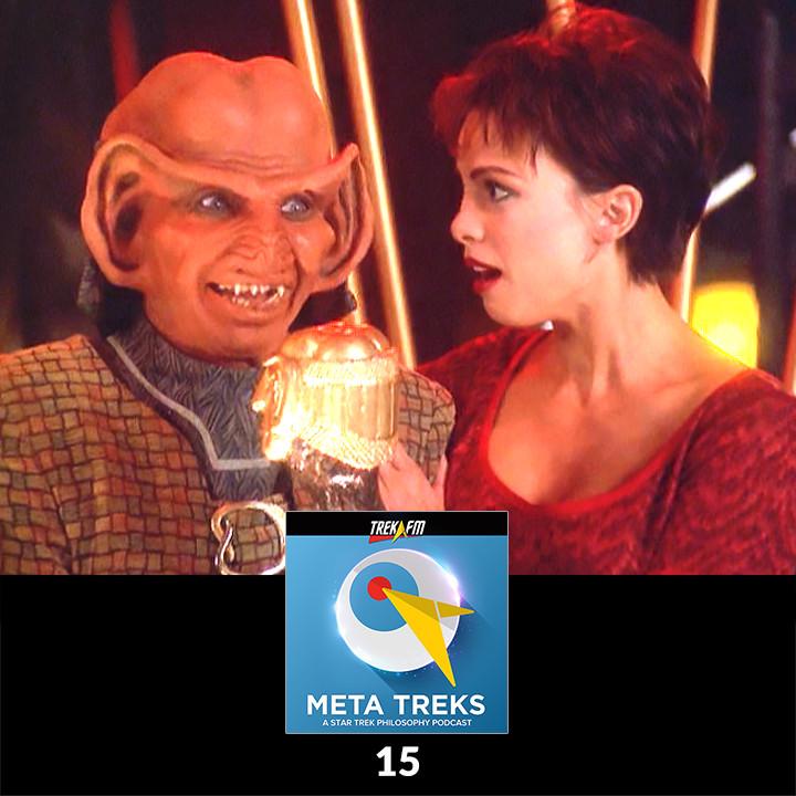 Meta Treks 15: The Philanthropist Nagus - The Paradox of the Philosopher King.