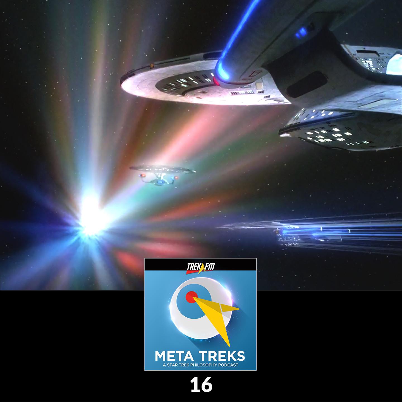Meta Treks 16: All the Bubbles - Alternate Realities vs. Alternate Timelines.