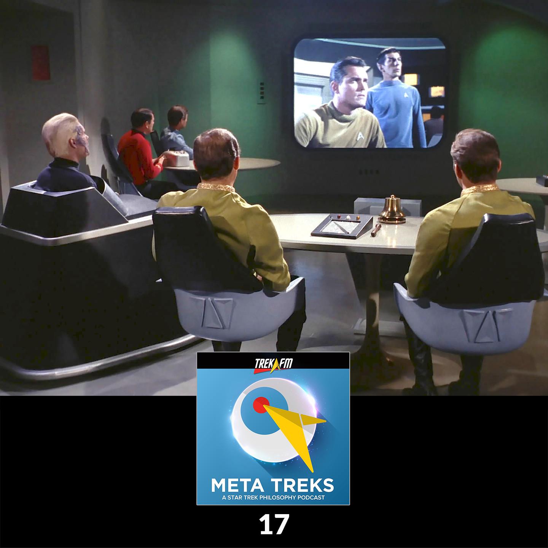 Meta Treks 17: 23rd Century Dashcam - Media Ecology with Dennis Castello.