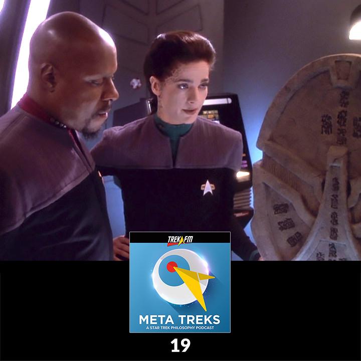 Meta Treks 19: Suffer Horribly or Eat Fruit - Hermeneutics in Star Trek.