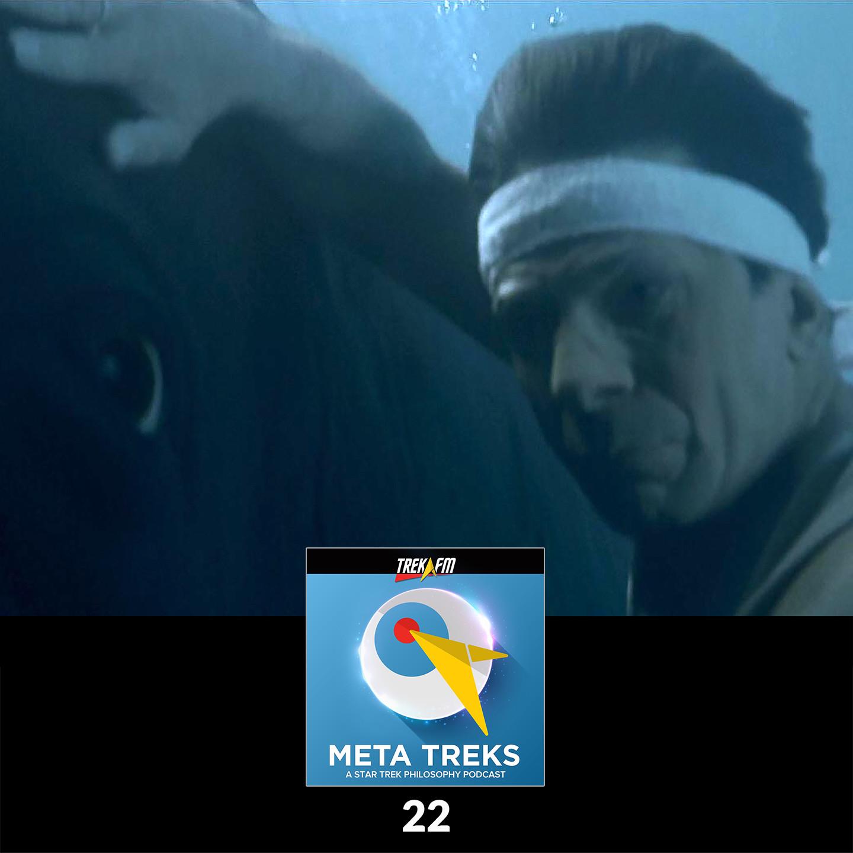 Meta Treks 22: Down in Cetacean Ops - Star Trek IV and Environmental Ethics.
