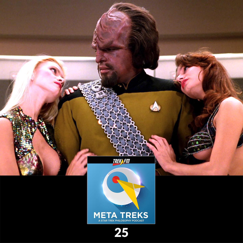 Meta Treks 25: Feed Me Gagh - Risa and Hedonism.