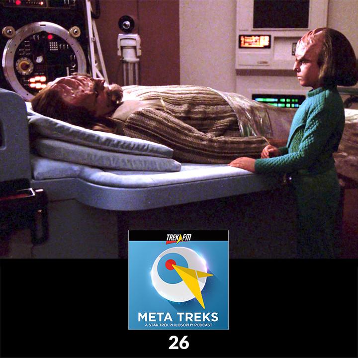 Meta Treks 26: A Good Day for Euthanasia - Euthanasia in Star Trek.