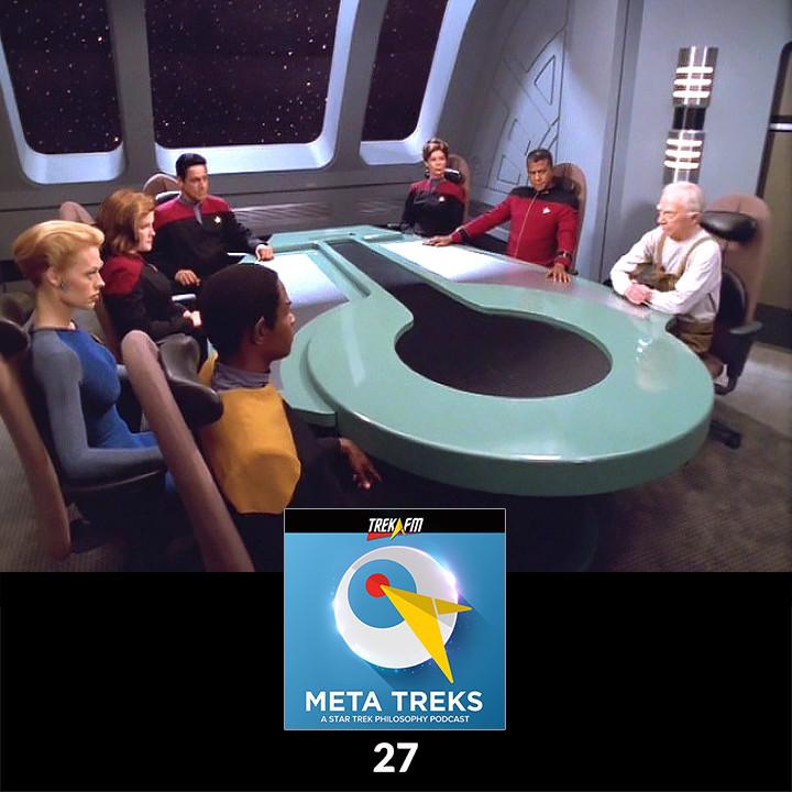 Meta Treks 27: Ample Conference Table - The Industrial Design Philosophy of Star Trek.