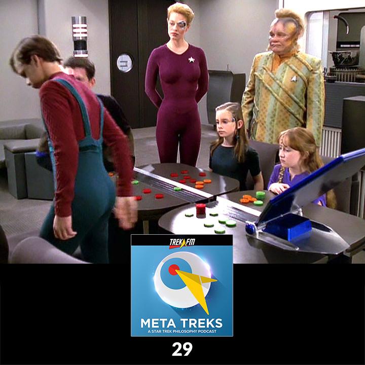 Meta Treks 29: Punishment Protocol 9-Alpha - Crime and Punishment.