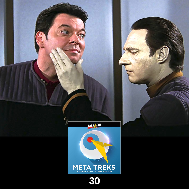 Meta Treks 30: Riker Rejuvenated - The Philosophy of Insurrection.