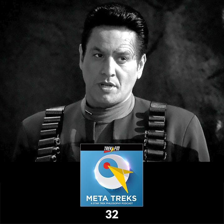 Meta Treks 32: The Ghost of Chakotay Future - Voyager Season 7 - Essential Trek Philosophy.