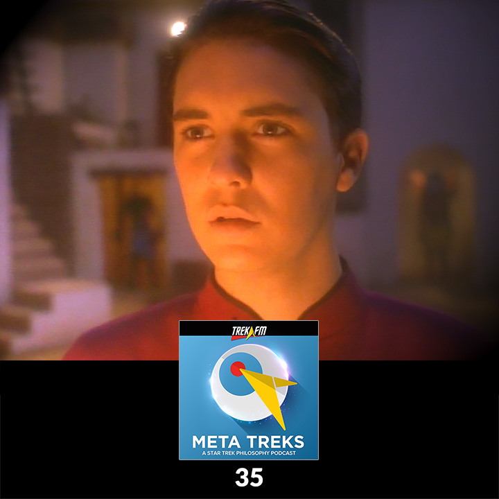 Meta Treks 35: Wesley's Inferno - The Divine Comedy.